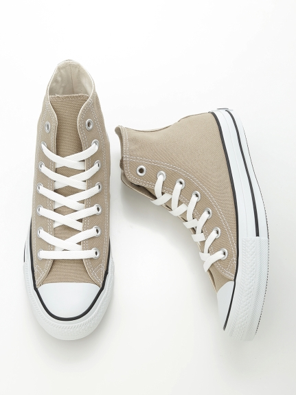 【CONVERSE】CANVAS ALL STAR COLORS HI