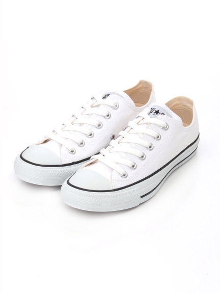 【CONVERSE】ALL STAR カラーズ OX(WHT-23.0)