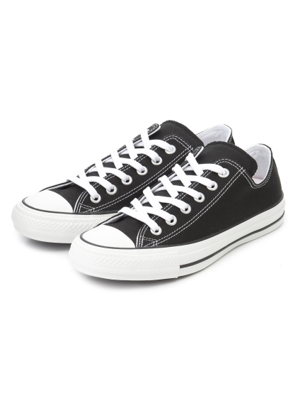 【CONVERSE】ALL STAR 100 COLORS OX(BLK-23.0)
