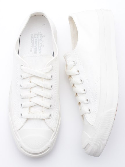 【CONVERSE】JACK PURCELL WHITEPLUS RH