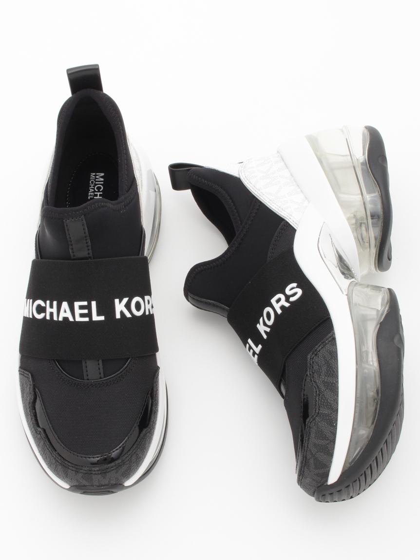 【MICHAEL KORS】OLYMPIA SLIP ON EX