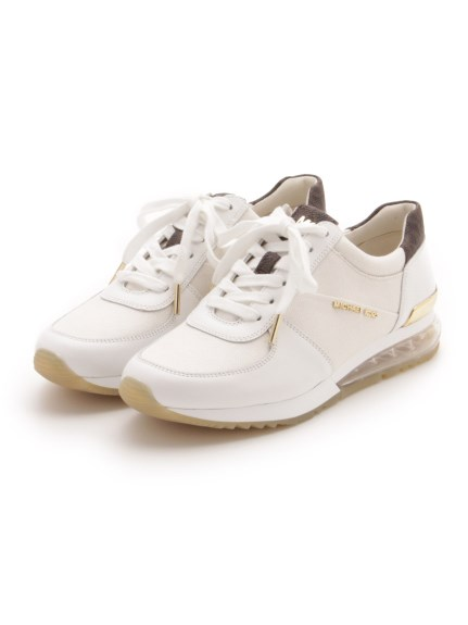 【MICHAEL KORS】ALLIE TRAINER EXTREME(WHTxCRM-22.5)