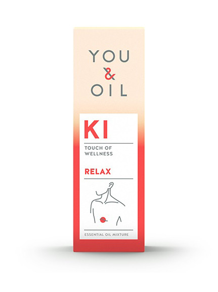 【YOU&OIL 】 RELAX