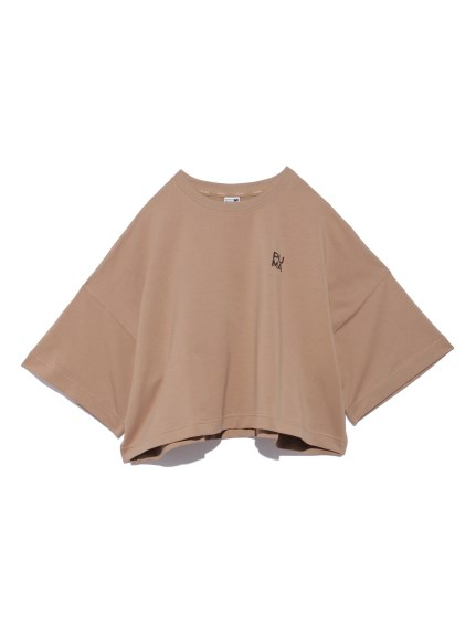 【PUMA】INFUSE ルース Tシャツ(BEG-S)