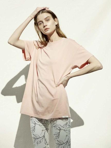 【PUMA for emmi】T-Shirt_emmi atelier(PNK-F)