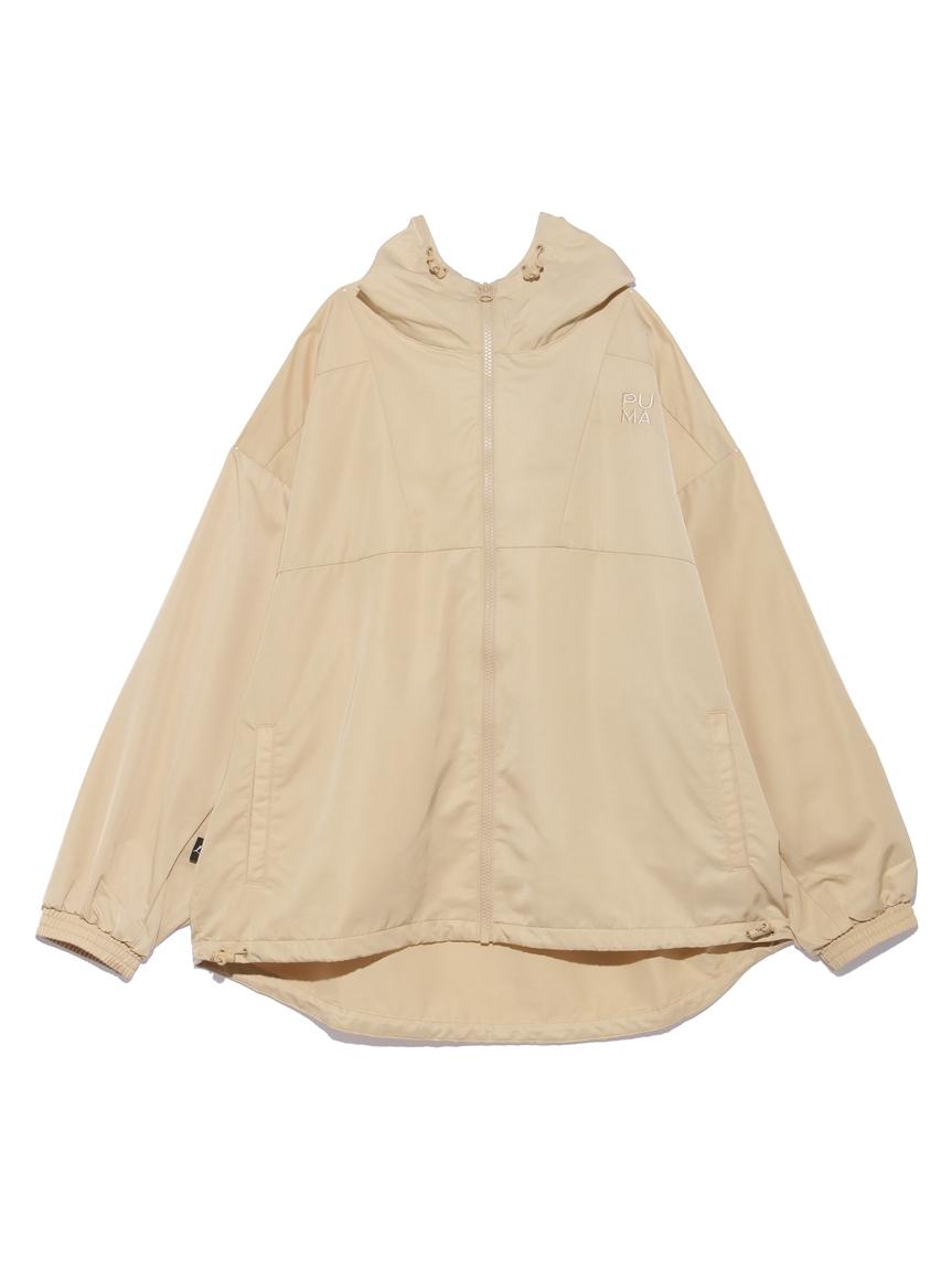 【PUMA】INFUSE フーデッドジャケット(BEG-S)