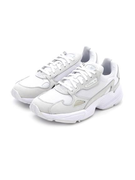 【adidas Originals】FALCON W(WHT-22.5)