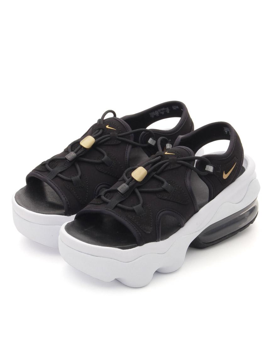 【NIKE】 Air Max Koko Sandal(BLKxWHT-23.0)