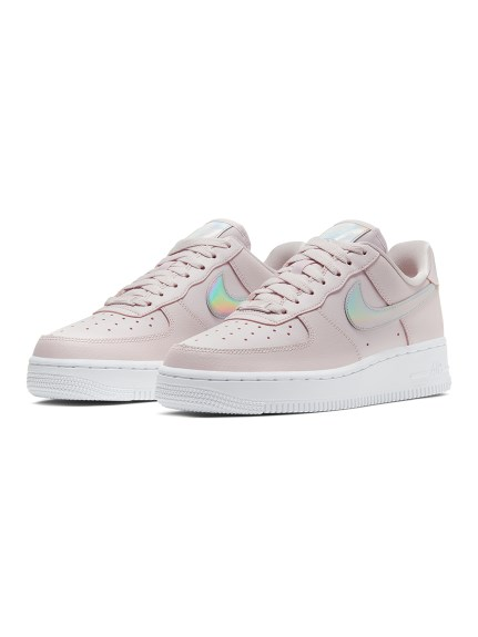 【NIKE】WMNS AIR FORCE 1 '07 ESS(LPNK-23.0)