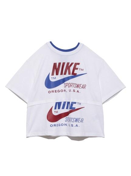 【NIKE】ナイキ ウィメンズ アイコン クラッシュ S/S トップ