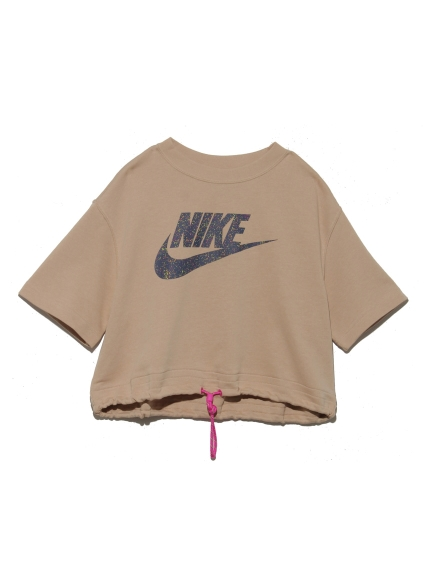 【NIKE】AS W NSW ICN CLSH TOP SS FT(BEG-S)