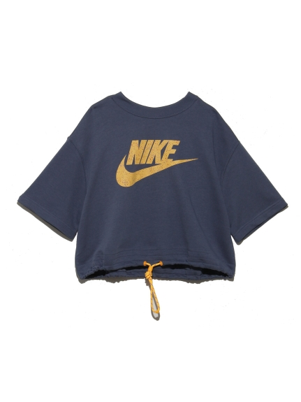 【NIKE】AS W NSW ICN CLSH TOP SS FT