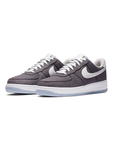 【NIKE】NIKE AIR FORCE 1 '07 M2Z2(GRYxWHT-23.0)