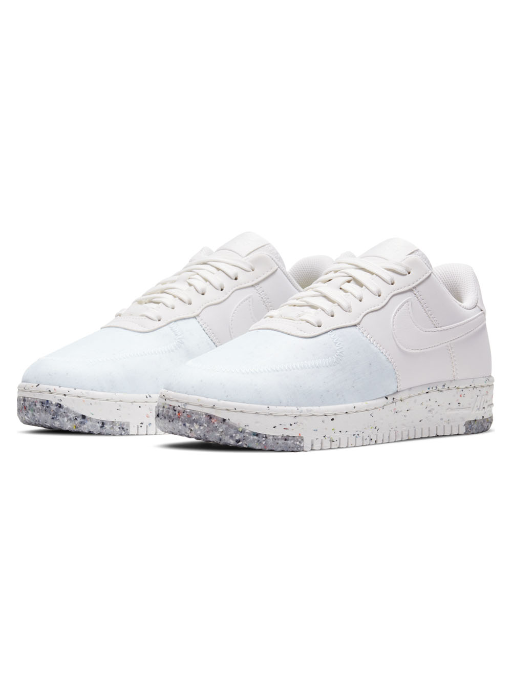 【NIKE】W NIKE AIR FORCE 1 CRATER(WHTxLBLU-23)