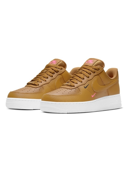 【NIKE meets emmi】WMNS AIR FORCE 1 '07 ESS(BRW-22.5)