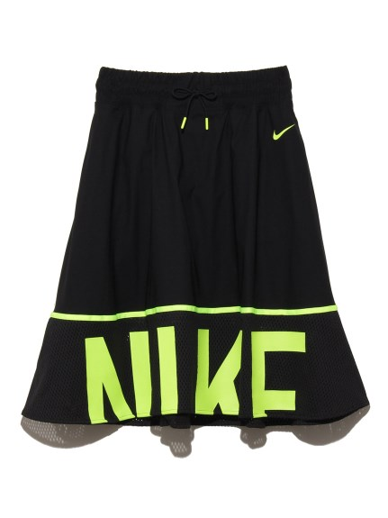 【NIKE】AS W NSW SKIRT MESH(BLK-S)
