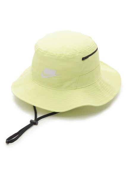 【NIKE】U NSW BUCKET NIKE SPORT(LIME-F)