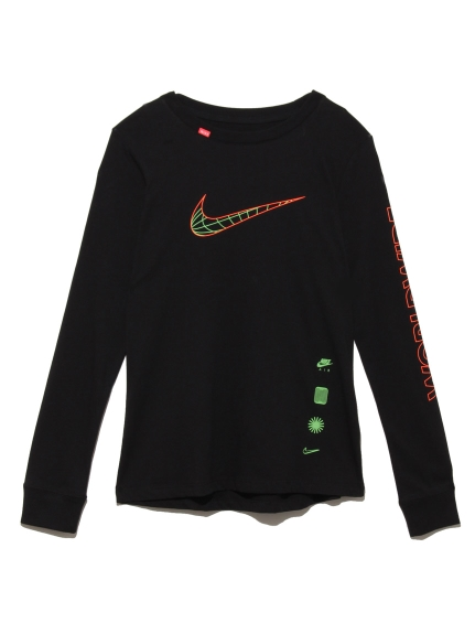【NIKE】AS W NSW TEE LS WORLDWIDE
