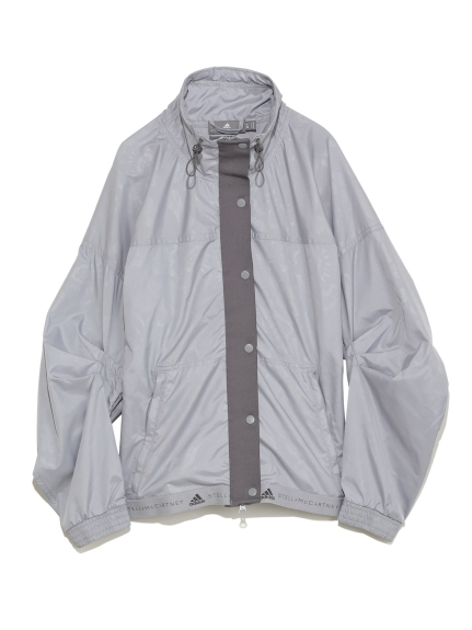 【adidas by Stella McCartney】RUN ウィンドジャケット(GRY-M)
