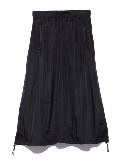 【NIKE】AS W NSW TCH PCK SKIRT WVN(BLK-S)