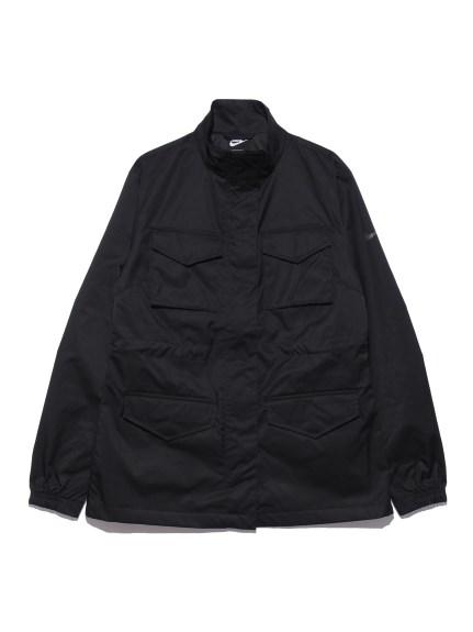 【NIKE】AS W NSW CLCTN ESS M65 WVN(BLK-S)