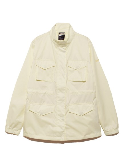 【NIKE】AS W NSW CLCTN ESS M65 WVN(OWHT-S)
