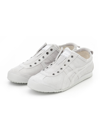 【Onitsuka Tiger】MEXICO 66 SLIP-ON(GRY-23.0)