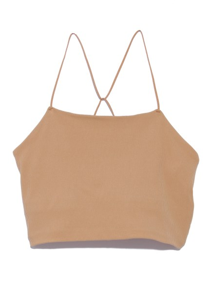 【NIKE】AS W NY LUXE STRAPPY CAMI(BEG-S)