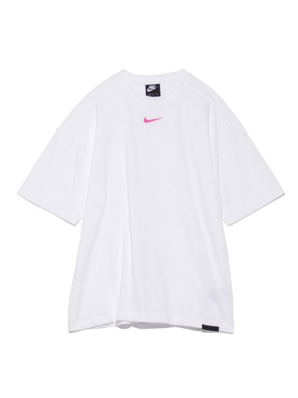 【NIKE】AS W NSW ICN CLSH TOP SS OS(WHT-S)