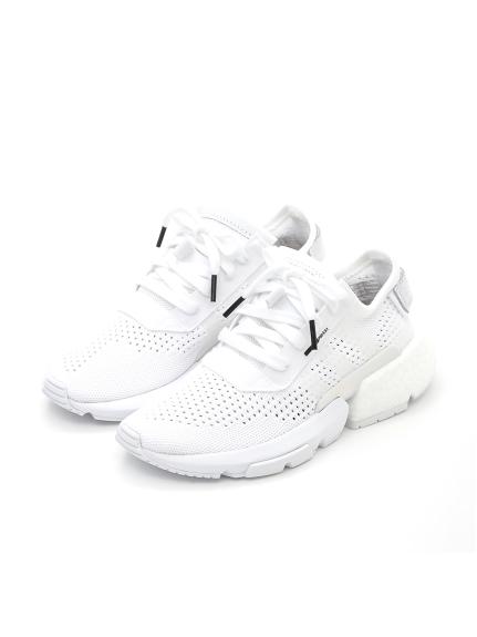 【adidas Originals】POD-S3.1(WHT-22.5)
