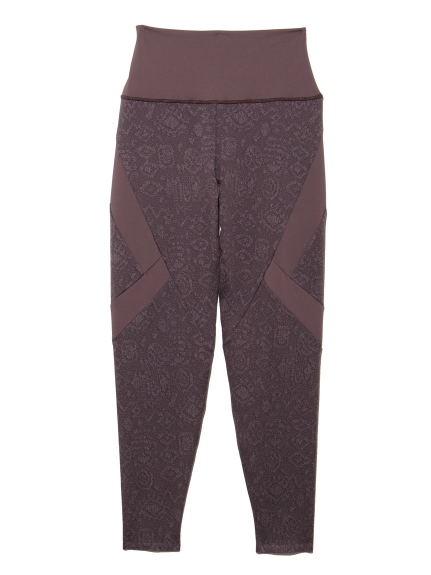 【DANSKIN】THE JACQUARD LEGGINGS