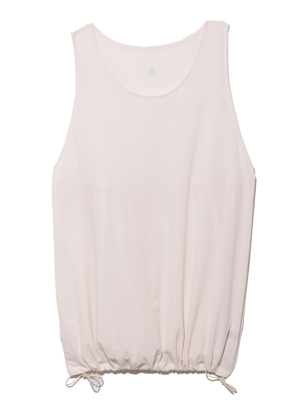 【DANSKIN】YOGI CLOTH COVERUP TANK