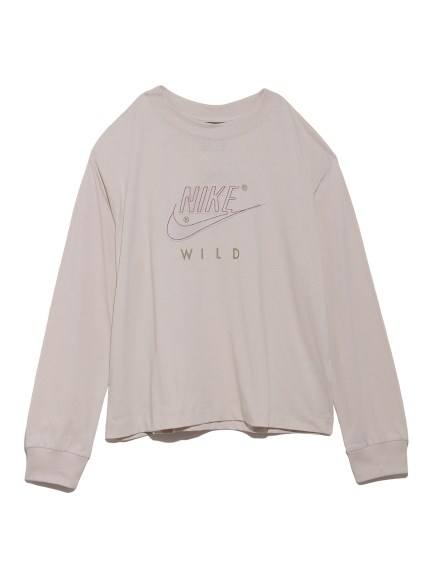 【NIKE】AS W NSW TOP LS NW(IVR-S)