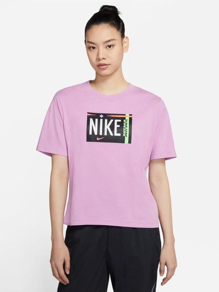 【NIKE】NSW ウォッシュ S/S Tシャツ(PPL-S)