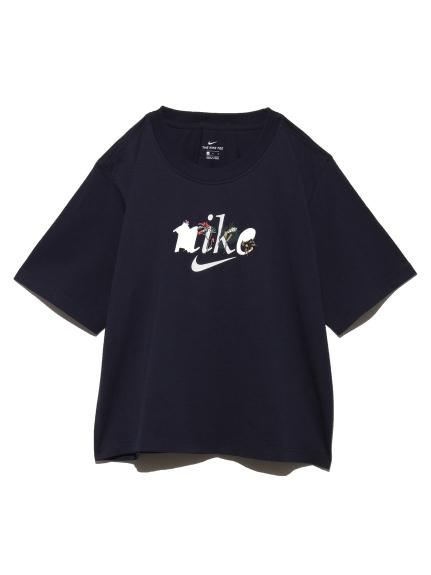 【NIKE】NSW ボクシー ネイチャー S/S Tシャツ(BLK-S)