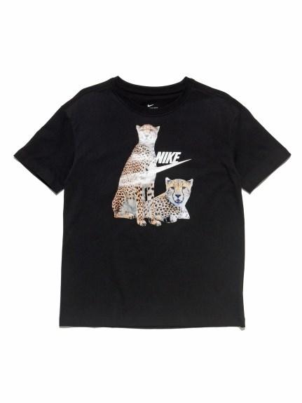 【NIKE】NSW ボーイ フィアス S/S Tシャツ(BLK-S)