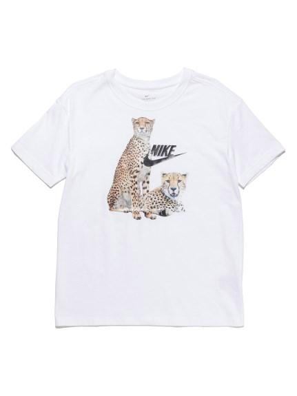 【NIKE】NSW ボーイ フィアス S/S Tシャツ(WHT-S)