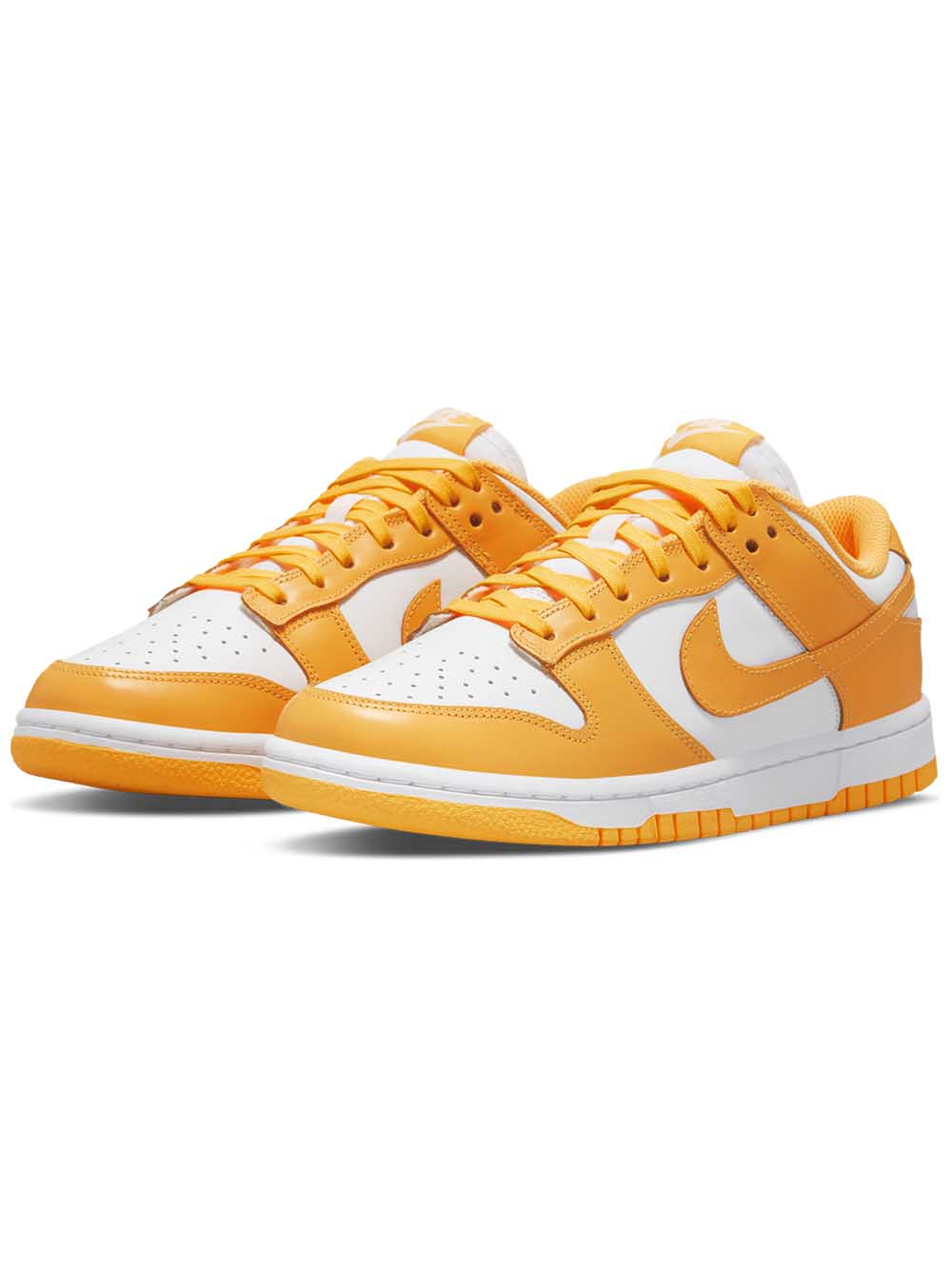 【NIKE】NIKE W DUNK LOW(YEL-22.5)