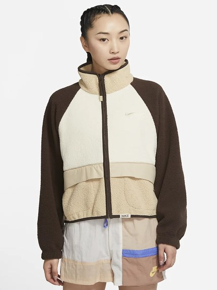 【NIKE】AS W NSW JKT SHERPA CL