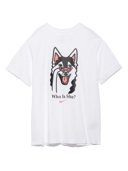 【NIKE】BF DOG HBR S/S Tシャツ(WHT-S)