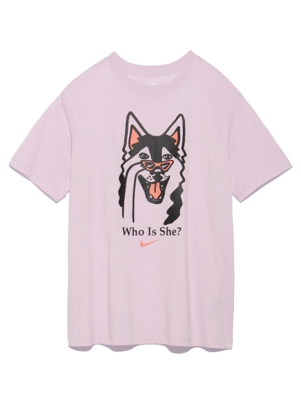 【NIKE】BF DOG HBR S/S Tシャツ(PNK-S)