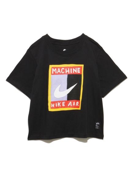 【NIKE】BOXYAIRMACHINE S/S T(BLK-S)