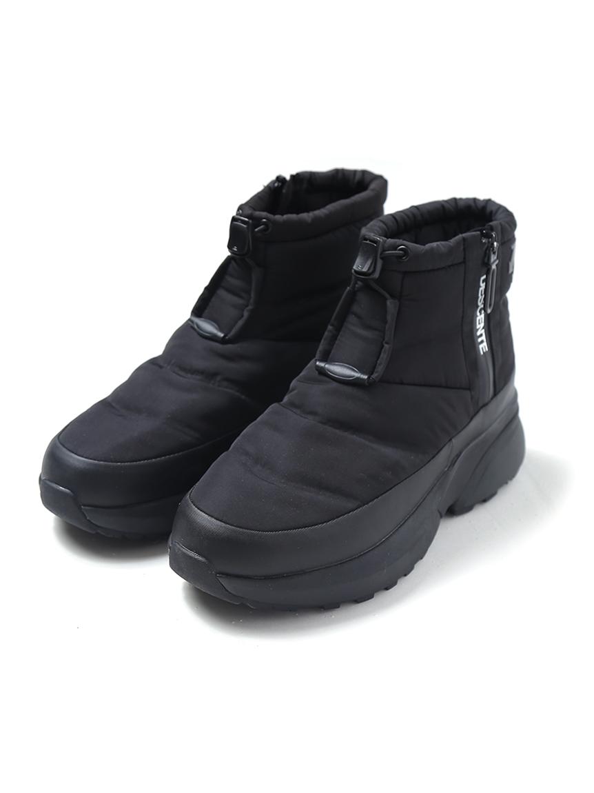 【DESCENTE】ACTIVE WINTER BOOTS SHORT/EMMI(BLK-23)