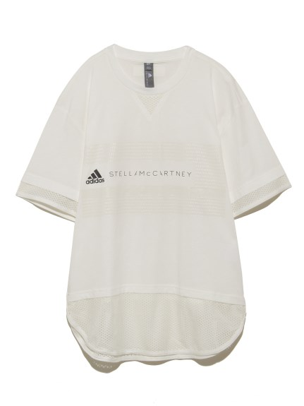 【adidas by Stella McCartney】LOGO TEE