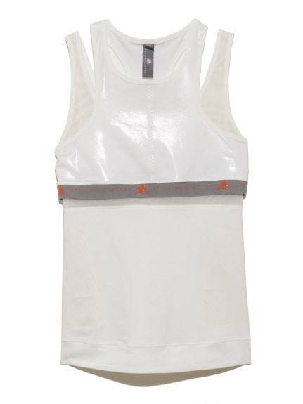 【adidas by Stella McCartney】RUN TANK