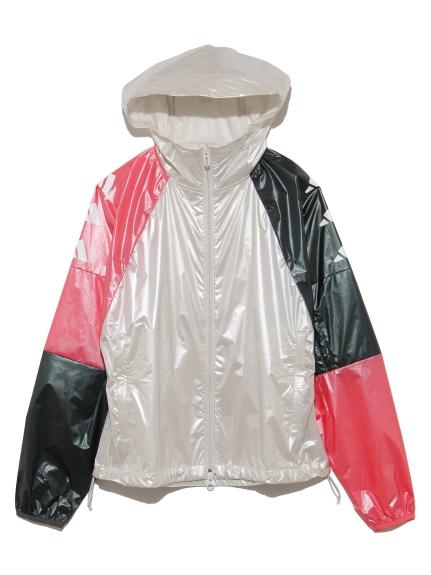 【adidas】W THE PACK ウインド ジャケット
