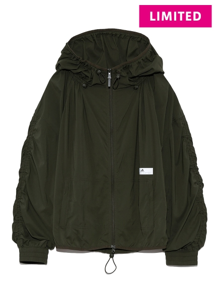 【adidas by Stella McCartney】RUN LIGHT JKT