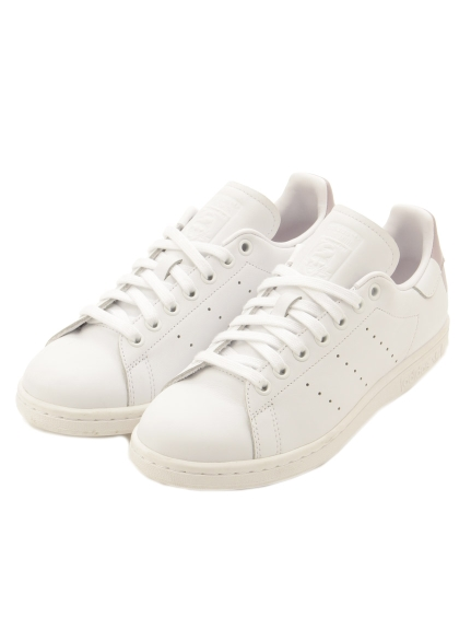 【adidas Originals】STAN SMITH W(WHTxPPL-22.5)