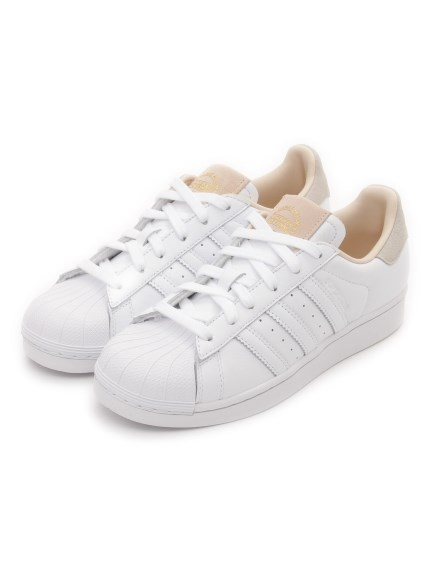 【adidas Originals】SUPERSTAR(WHT-22.5)