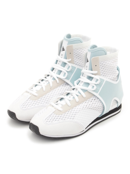 【adidas by Stella McCartney】Boxing Shoe S.(WHTxSAX-23.0)